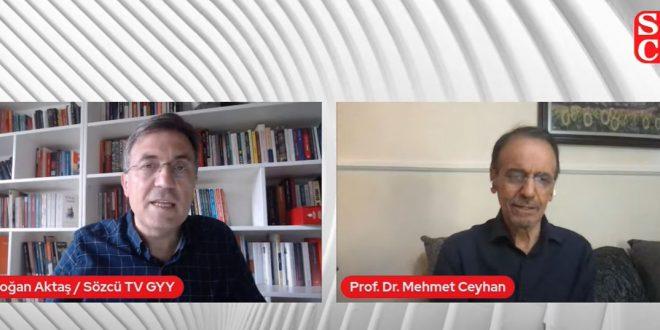 Prof. Dr. Mehmet Ceyhan – %75 Aşılanma Şart